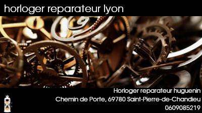horloger reparateur lyon